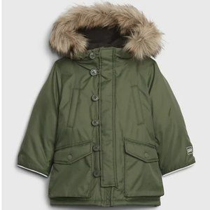 Baby Gap Toddler ColdControl Max Parka Winter Coat